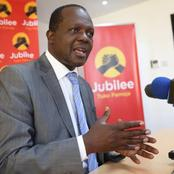 Jubilee Party Kicks Out MP Kositany