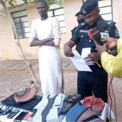 Man arrested in Katsina for doing this to his girlfriend