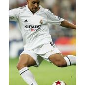 Roberto Carlos has admitted this player takes free kicks better than him