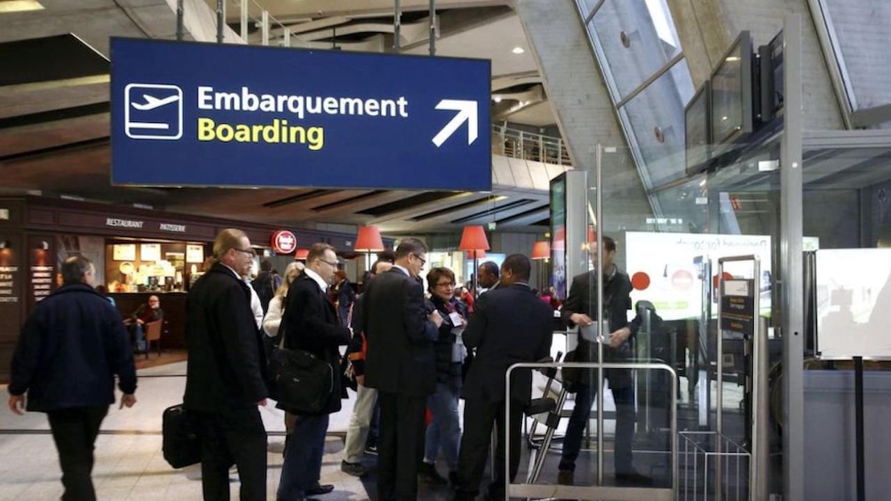 Grave incident hier soir sur le vol AIR FRANCE AF934 au départ de Paris Roissy CDG
