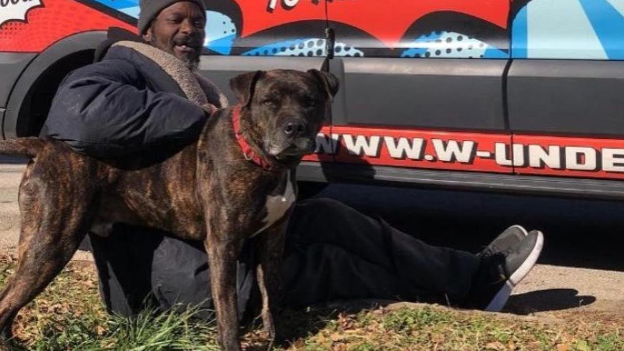 A Homeless Man in Atlanta Rescued All the Animals at a Shelter After it Caught on Fire