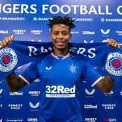 Breaking News: Bongani Zungu wins the Scottish league with Rangers FC.