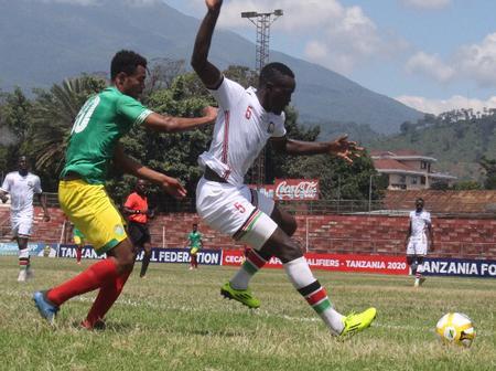 Kenya under 20 side off to a winning start in Cecafa tournament