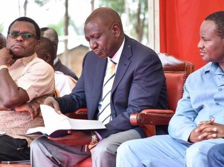 What Kenyans Should Read From The Tone Of Tough Talking Dp During A Presser About BBI