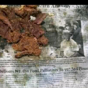 "See what was seen on this Newspaper used in Wrapping ""Suya Meat"" that got people talking."
