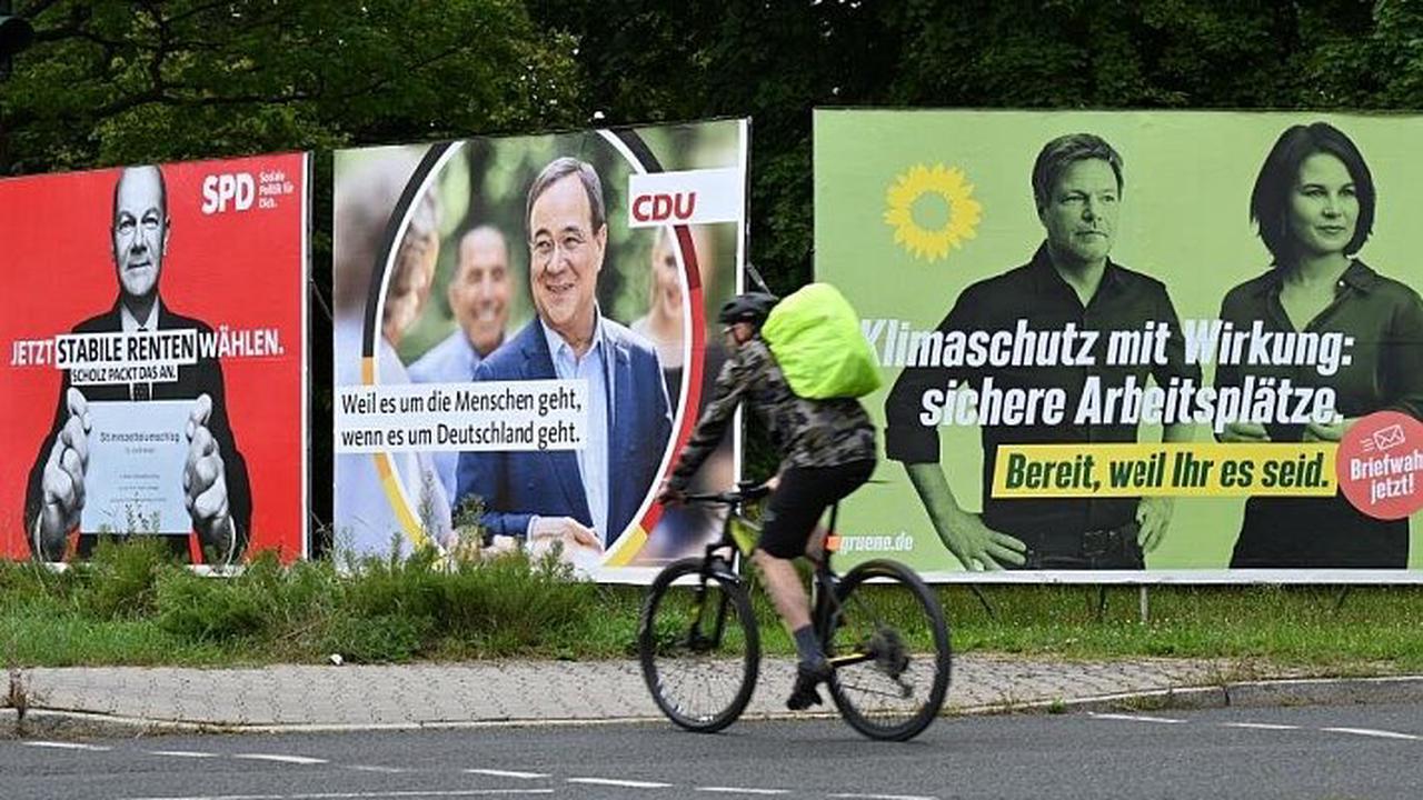 Der große Liveticker zur Bundestagswahl 2021