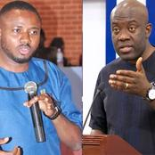 I Will Believe My Mallam More Than Kojo Oppong Nkrumah - Adib Saani