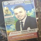 Bishop Obinim In The Mud Again - See The New Photo That Has Got Ghanaians Laughing At Him
