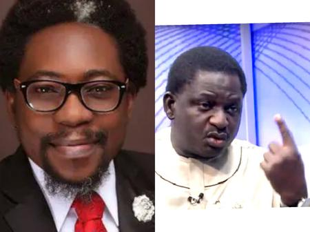 After Presidency said that Buhari didn't promise to make one Naira equal one dollar, Segalink reacts