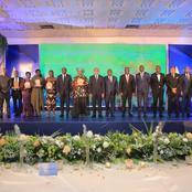 Le Ministère d'État Kobenan Kouassi Adjoumani a remporté un prix international : voici les détails