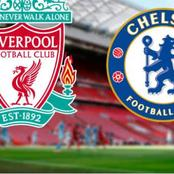 Liverpool Take On Chelsea, See What Happens At Anfield Tonight