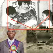 Colonel Zanlerigu, Commander Nkrumah Guard, Bravely Rescued Fathia And Her Children From Been Bombed
