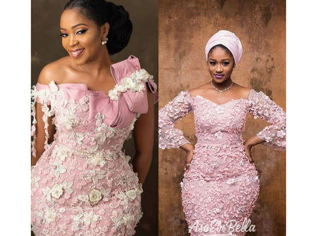 48 photos of fabulous lace gown styles your tailor can make for you