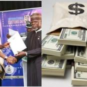 Meet The Sacked Customs Officer Who Rejected $412,000 Bribe Before His Sudden Sacks