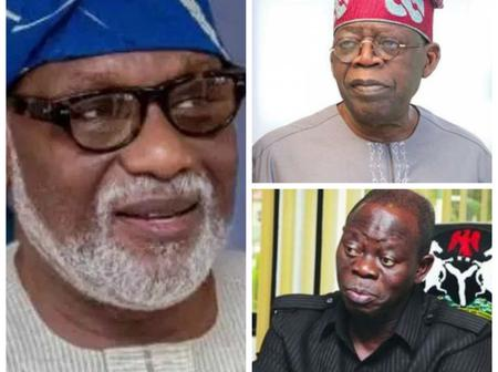 Opinion: Forget About The Masses, Akeredolu Only Won Because Of These Two Political Heavyweights