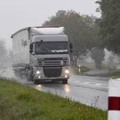 Accident de circulation : un gros camion sépare à jamais une mère de son bébé de 4 mois