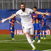 Reactions and photos as Real Madrid go top of Spanish League after beating Barcelona this night.