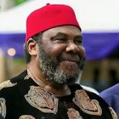 Genevieve Nnaji Celebrates Veteran Actor, Pete Edochie Who Clocks 74 Years Old Today