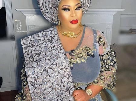 Ladies, Check Out These Latest Aso Ebi Styles For All Occasions