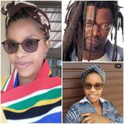 13 years after the unfortunate death of Lucky Dube, see what his wife Zanele Dube looks like now.