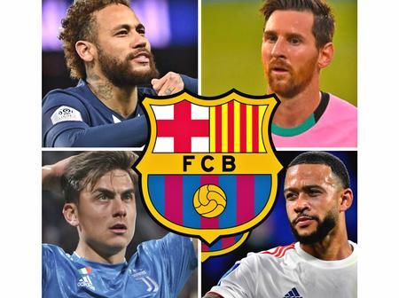 Latest Barcelona news: Updates on Messi, Neymar, Dybala, Dembele, Depay, Alaba and others