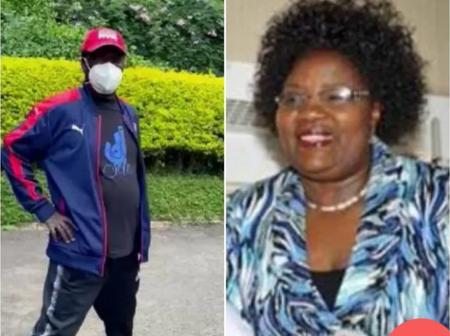 Raila Odinga's Wife Mama Ida Sends Request To Kenyans To Pray For Baba
