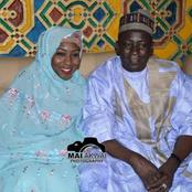 Meet The Second Daughter Of President Buhari And Her Husband