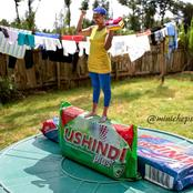 The Photo Lady, Miniceps, Lands a Lucrative Brand Ambassadorial Deal with Ushindi Soap