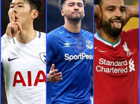 After Harry Kane's double and Heung-Min Son goal, These are the EPL Top Goal Scorers