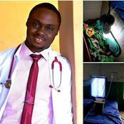 'God Bless You'-See What This Doctor Did For A NewBorn Baby That Got People Talking(Photos)