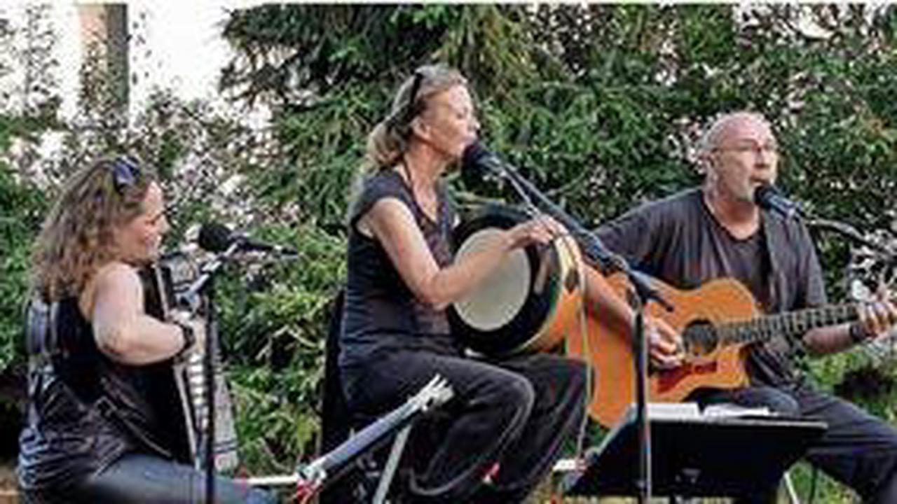 Blues, Pop, Soul und Folk: Verein KRuG lädt zu Konzert am Wäldchen in Blumenau ein