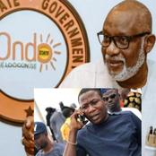 Open Letter To Gov Akeredolu To Withdraw His Support For Sunday Igboho's Agitation