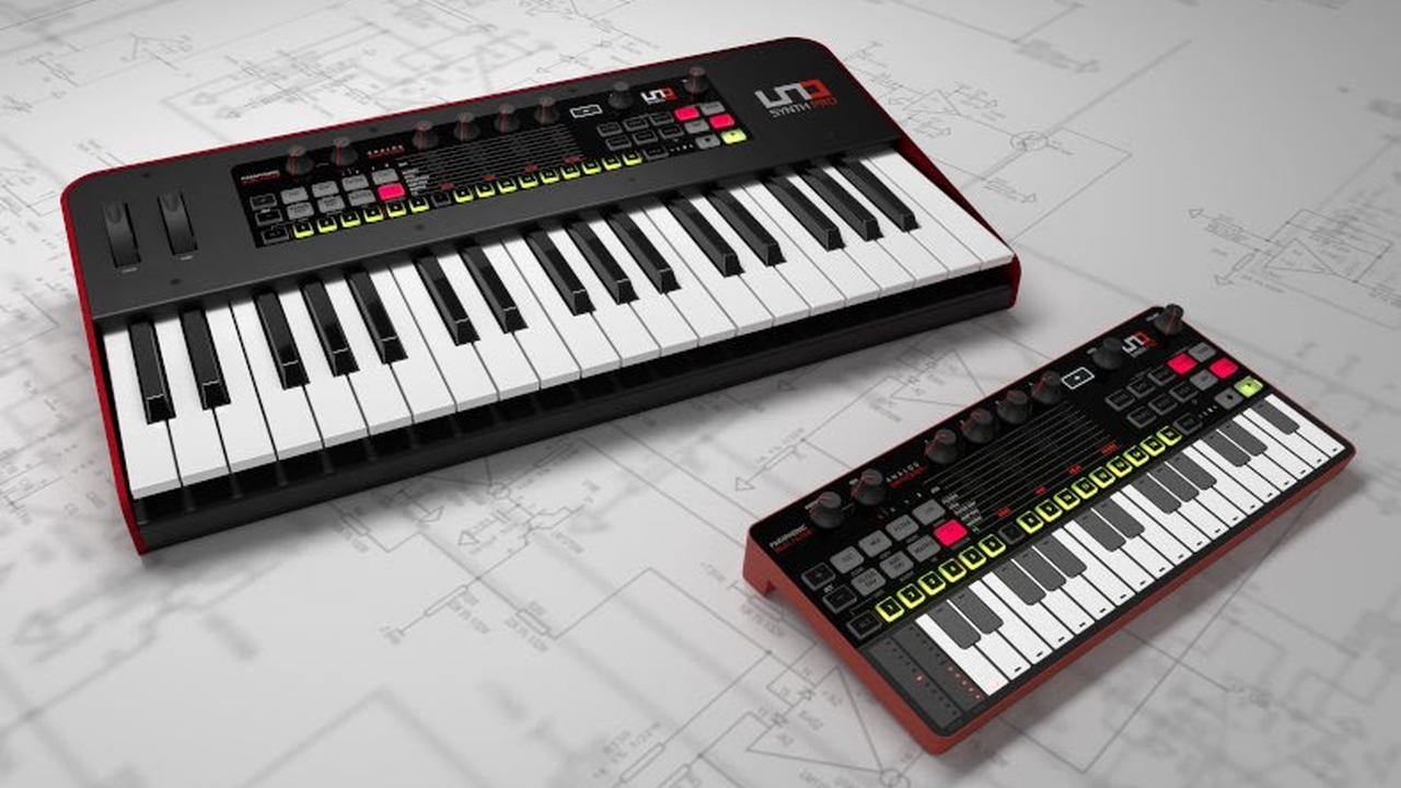 IK Multimedia announces UNO Synth Pro and UNO Synth Pro Desktop « American Songwriter