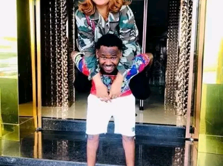 Check Out Some Lovely Pictures Of Zubby Michael Chilling With Destiny Etiko And Regina Daniel