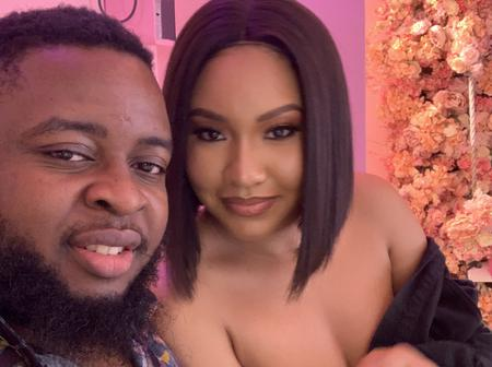 The wig needs to go, Lady says after a man shows off Flavour's ex-girlfriend as his new lover.