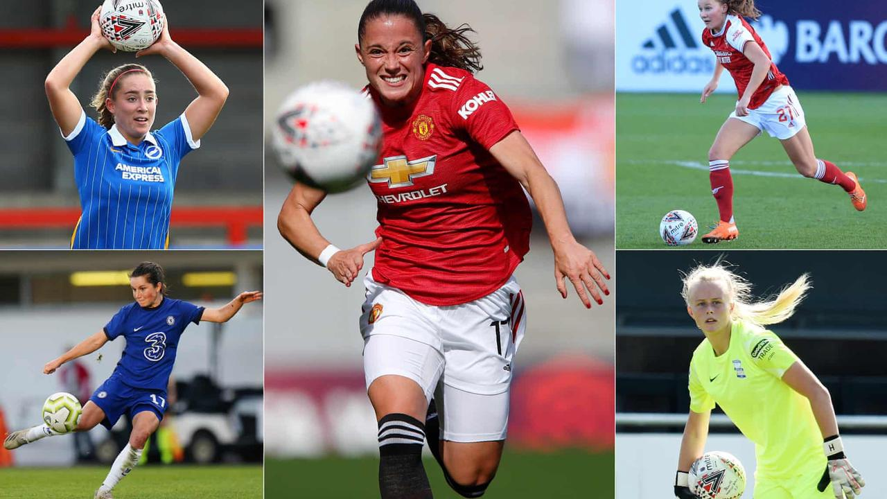Five Women's Super League rising stars to watch in 2021