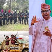 Open Letter To FG To Declare If ESN And Amotekun Are Affected By The Law Against Bearing Of 'AK-47'
