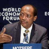 Dr Patrice Motsepe will be the next CAF president uncontested Since other candidates have withdrawn