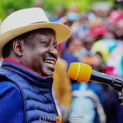 ODM Brigade Drum Support For BBI In Kibra As Raila Misses In Action