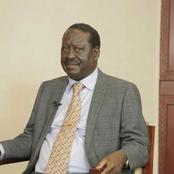 Raila Misses BBI Rally in His Political Bed, Kibera