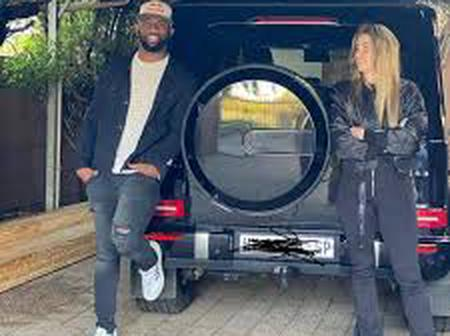 Revealed : checkout the Springboks captain cars he owns with his wife Rachel. - see the car snaps