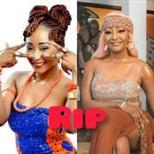 Le monde du cinéma africain frappé par un malheur, cette actrice nigériane est décédée