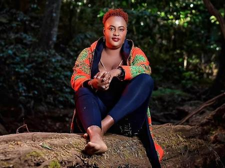 Machachari's Actress Mama Baha Flaunts Her Partner Through Instagram Photos