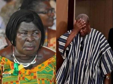 'Mahama should be made to pay a fine in the area of trillions for disgracing Ghana' - Akua Donkor