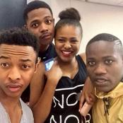 Skeem Saam actor answers his calling of becoming a Sangoma