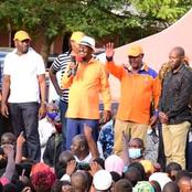 ODM Party Congratulate's Their Candidate In Matungu, David Were, Says This About The By-Elections