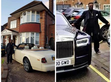 See Photos of Late Nigerian Billionaire Bolu Enjoying Life Of Luxury Before Death Took Him Away