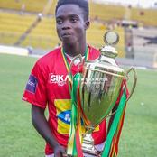 Kotoko's wonder kid is set to return to the club.