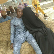 Check Out Beautiful PHOTOS of A Muslim Couple Who Got Married Today