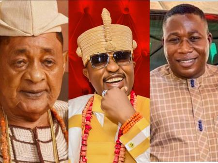 Alaafin Of Oyo Finally Breaks Silence Over The Agitation Of Oduduwa Republic By Sunday Igboho
